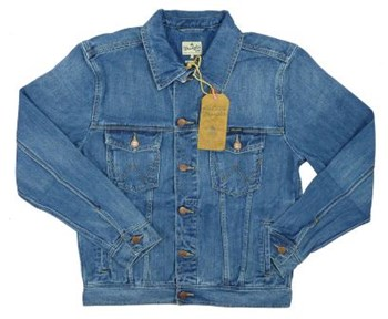 Wrangler Denim Jacket Roaming W448VS18U