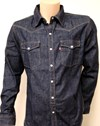 levi's® western long sleeved shirt dry stock 60491.00.10