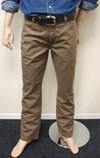 wrangler texas stretch trousers safari khaki w121-tj-178